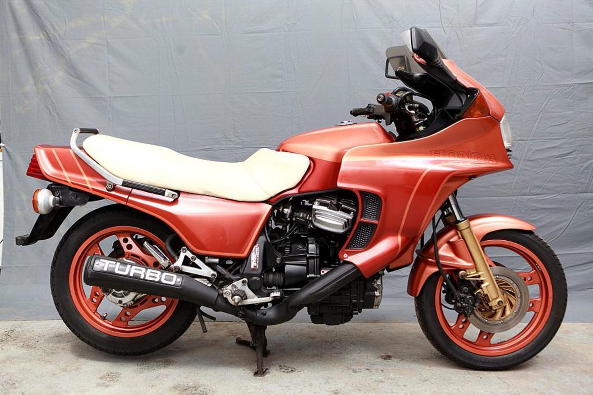 CX500 Turbo