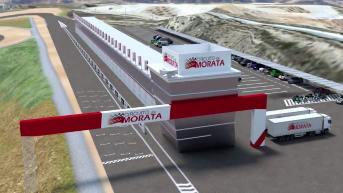 Circuit Morata