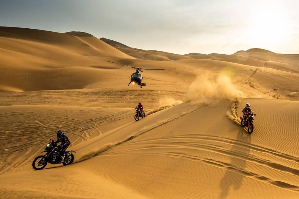 Dakar 2019 Stage 9