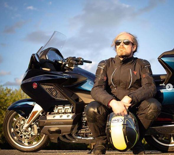 Motorcycle journalist disappears while riding through California