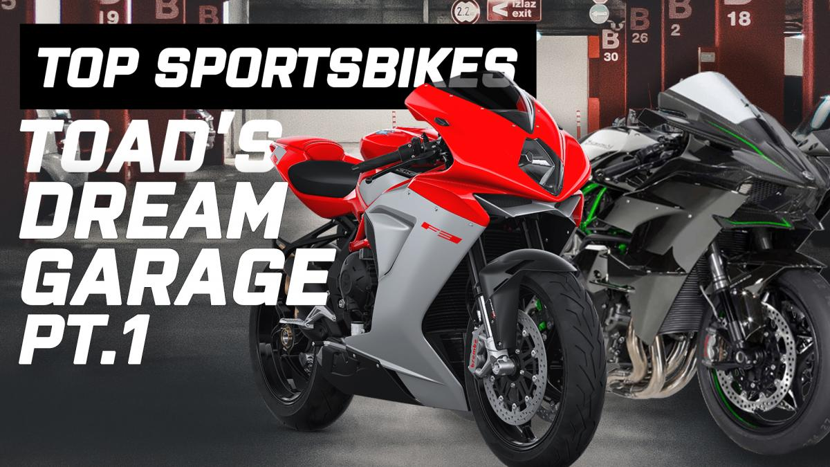 Toad's Dream Garage - Sportsbikes - Thumbnail