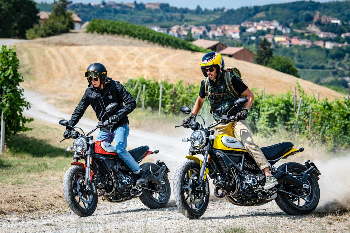 Ducati reveal 2019 Scrambler Icon