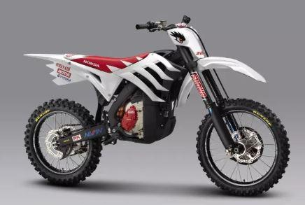 Mugen and Honda hit the dirt with two off-road electric machines