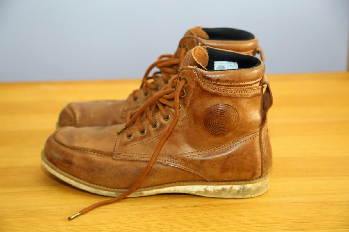 Alpinestars Oscar Twin Drystar boots