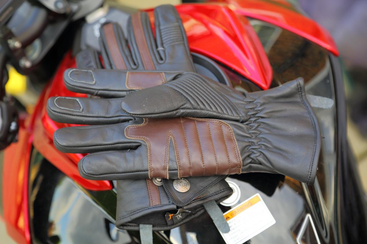Hevik Identity gloves