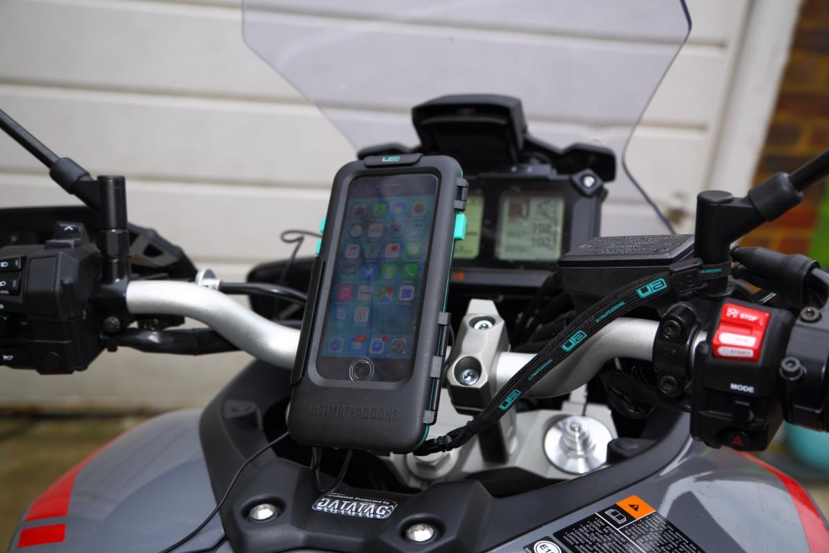 Ultimate Addons phone mount