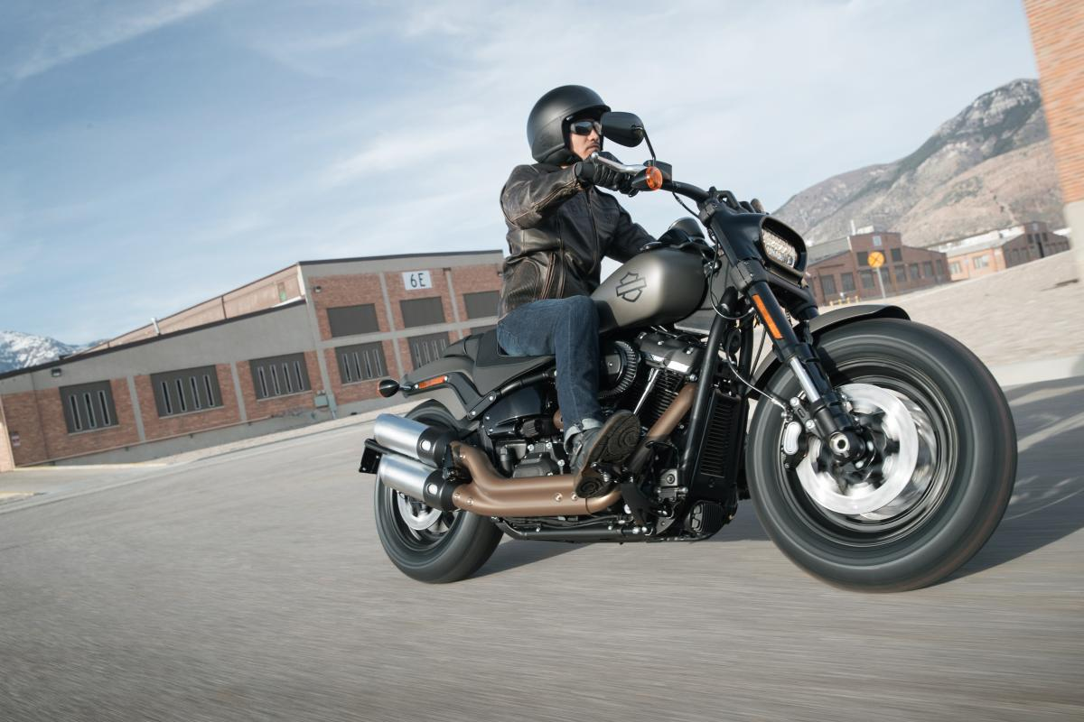 Harley-Davidson pulls the wraps off 2018 Softail range