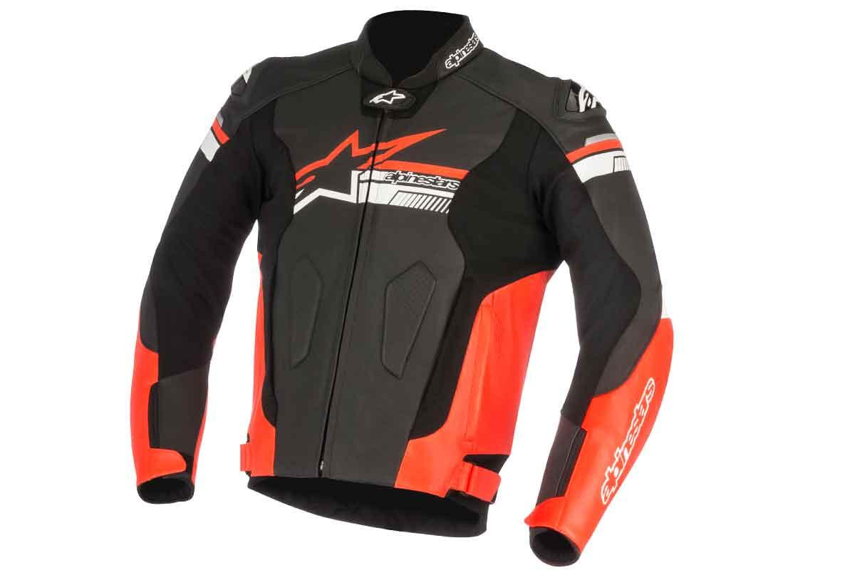 Alpinestars unveil new Fuji leather jacket