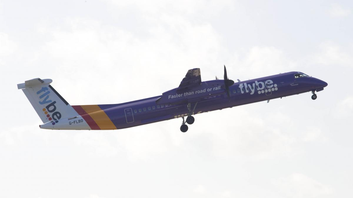 FlyBE to the TT