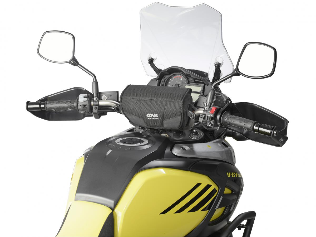 New hand(lebar) bag from Givi, no less