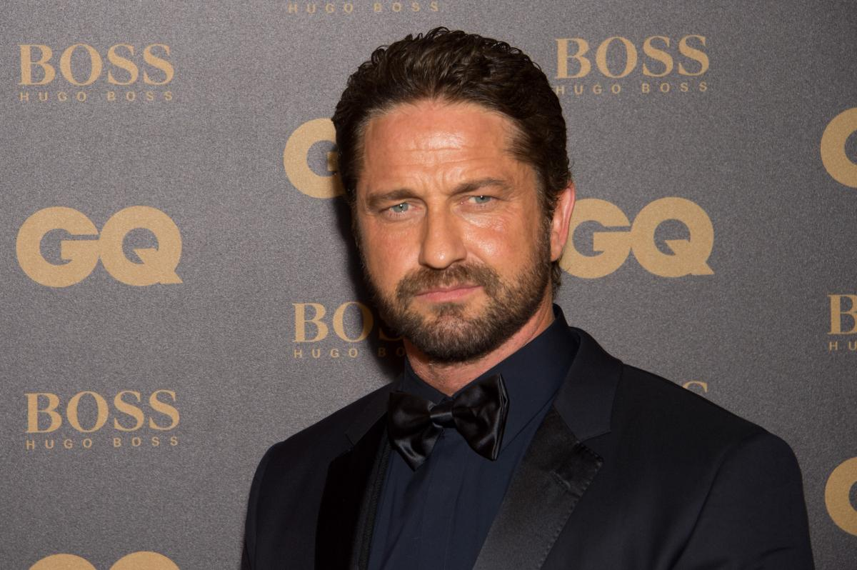 Gerard Butler rushed to hospital after LA motorcycle crash