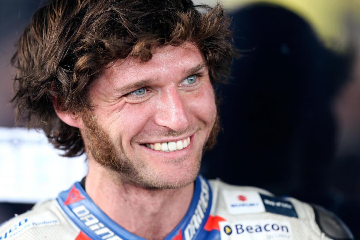 Guy Martin gets back to winning ways at the Tandragee 100