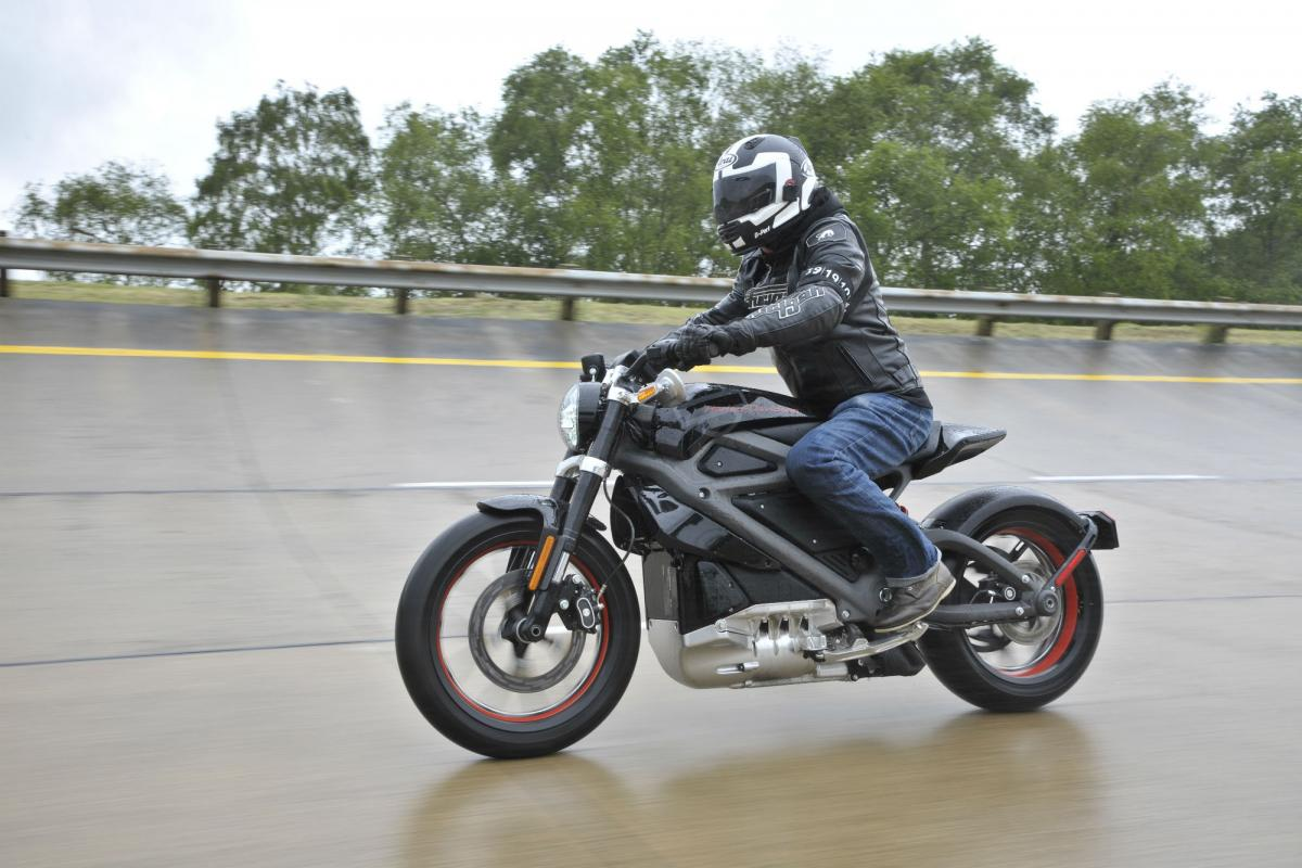 Harley-Davidson pulls the plug on LiveWire production