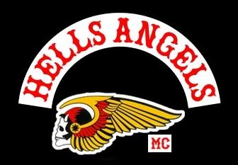 Harley-Davidsons belonging to the Hells Angels stolen
