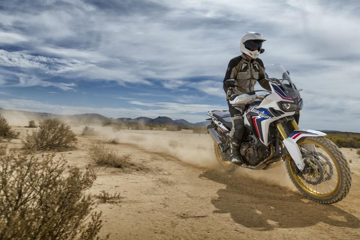 Top five big adventure bikes for off-road