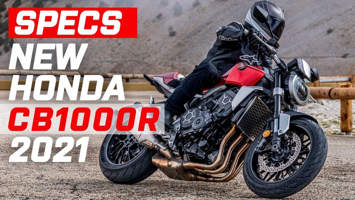Honda CB1000R Thumbnail