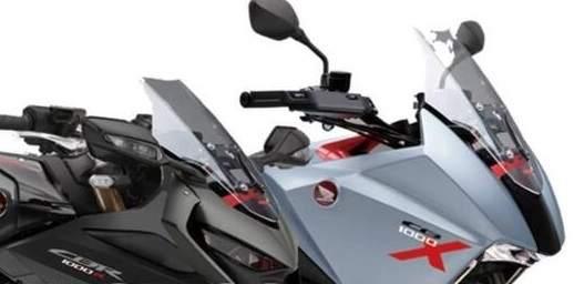 Honda CB1000R and CB1000X