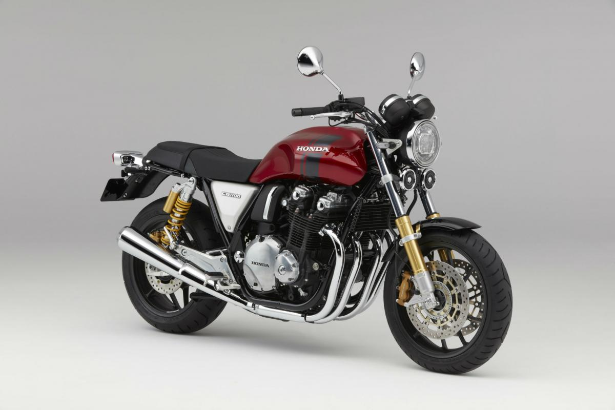 Honda CB1100RS and CB1100EX review - first thoughts