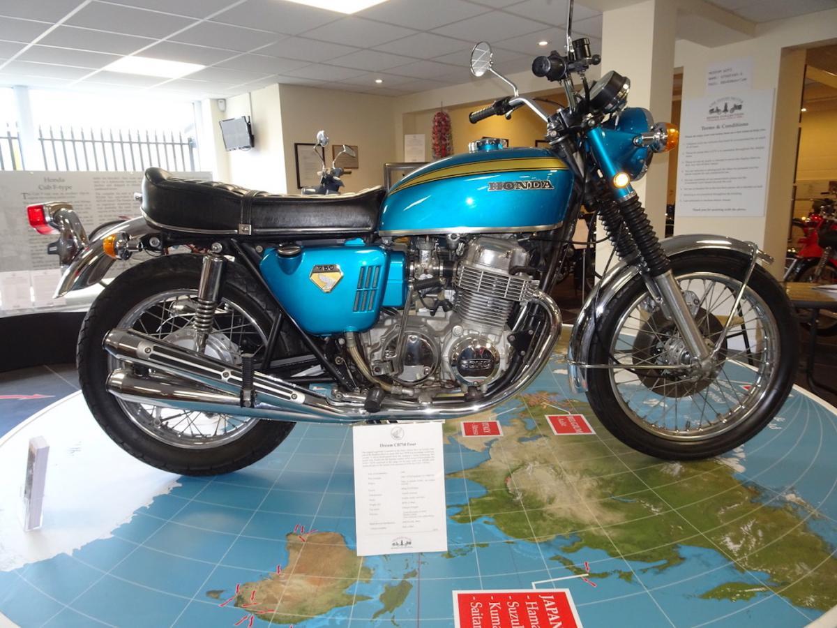 The David Silver Honda Museum Celebrates 50 Years Of Th Visordown