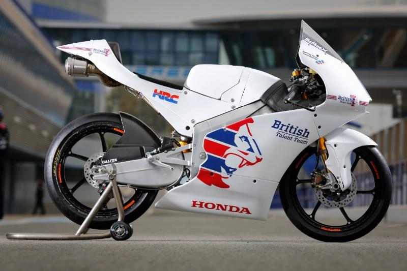 Want to be a motorcycle racer?