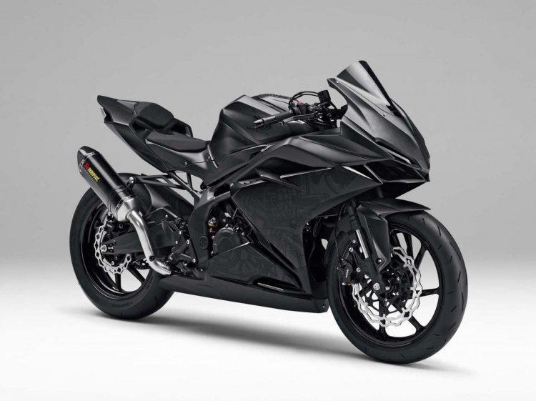 Is a new Honda CBR300RR inbound?