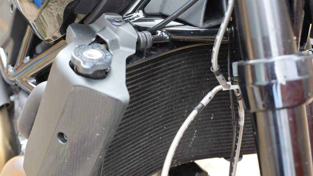 How to prevent your motorycle overheating