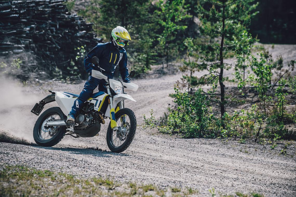 Husqvarna introduce the 701 Enduro LR