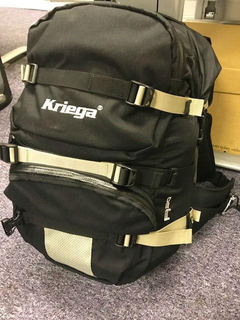 Gear review: Kriega R30 rucksack £169