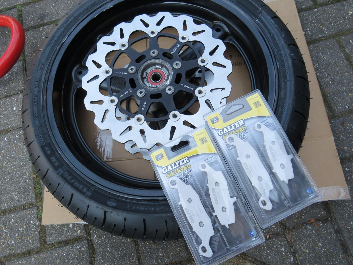 Galfer Moto High performance disk