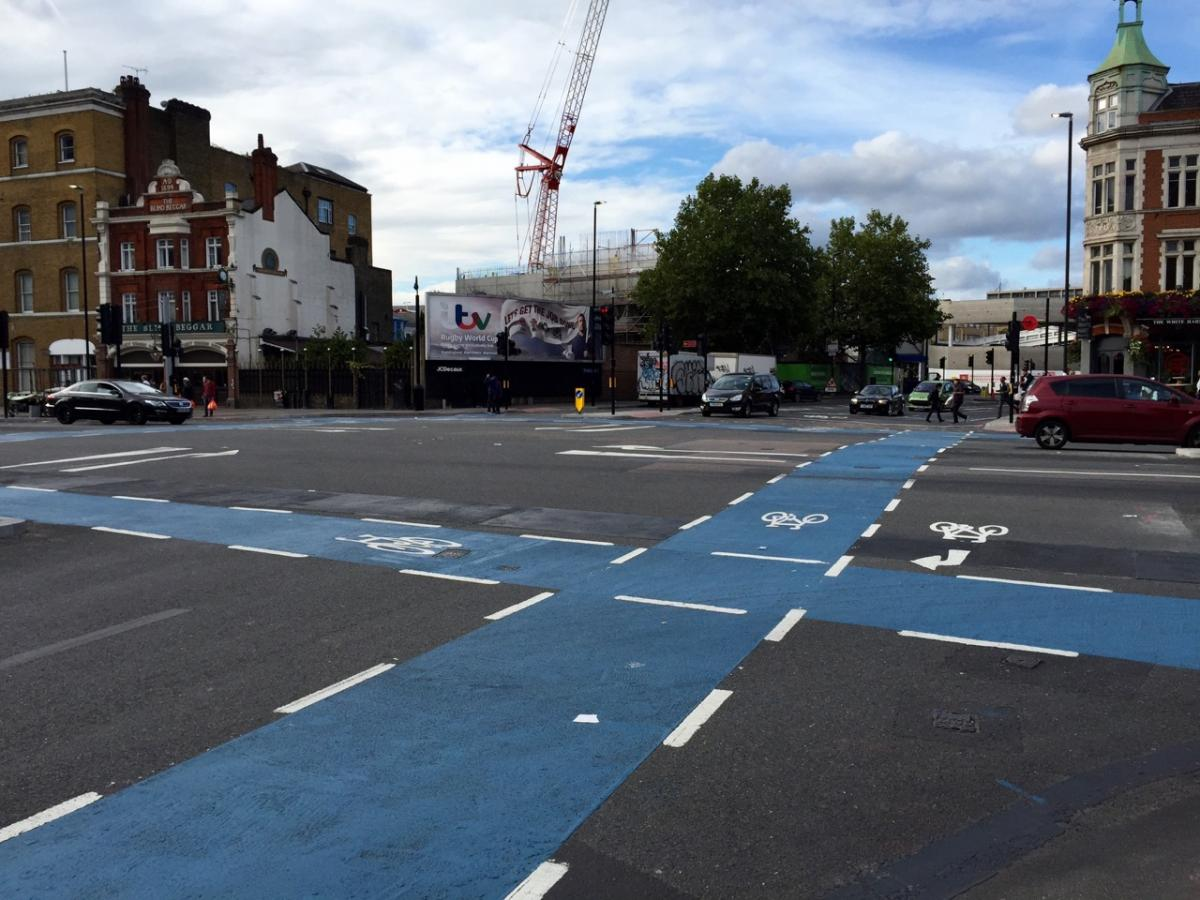 Campaign for bikes to use empty cycle superhighways