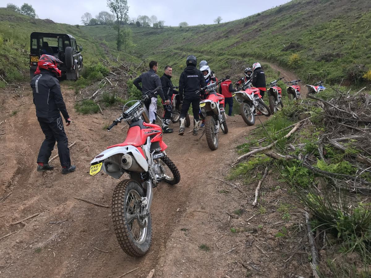 First impressions: Dave Thorpe Off-Road Experience