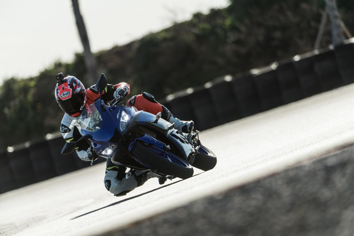 WATCH: Yamaha R3 on-board video