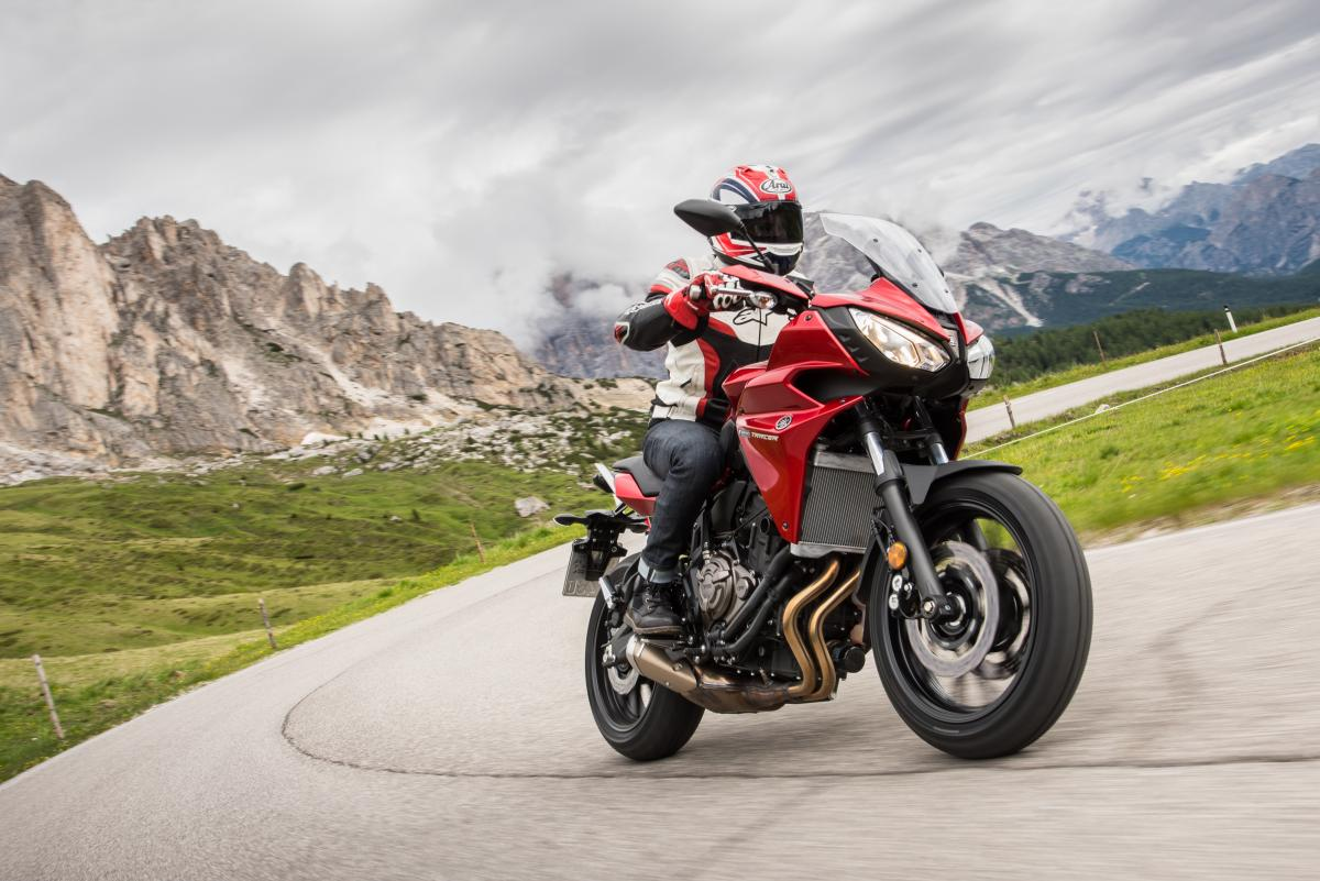 First ride: Yamaha Tracer 700 review
