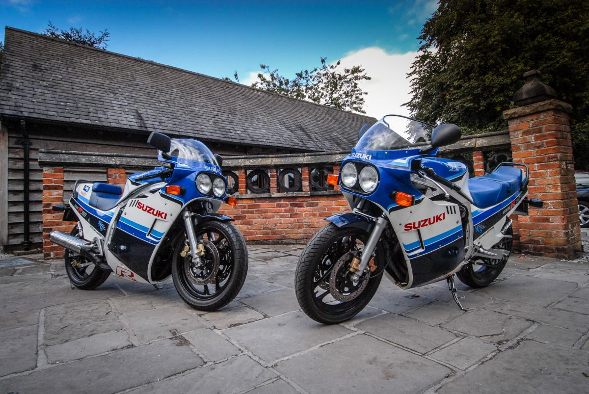 Suzuki GSX-R750 and 1100 - the originals | Visordown