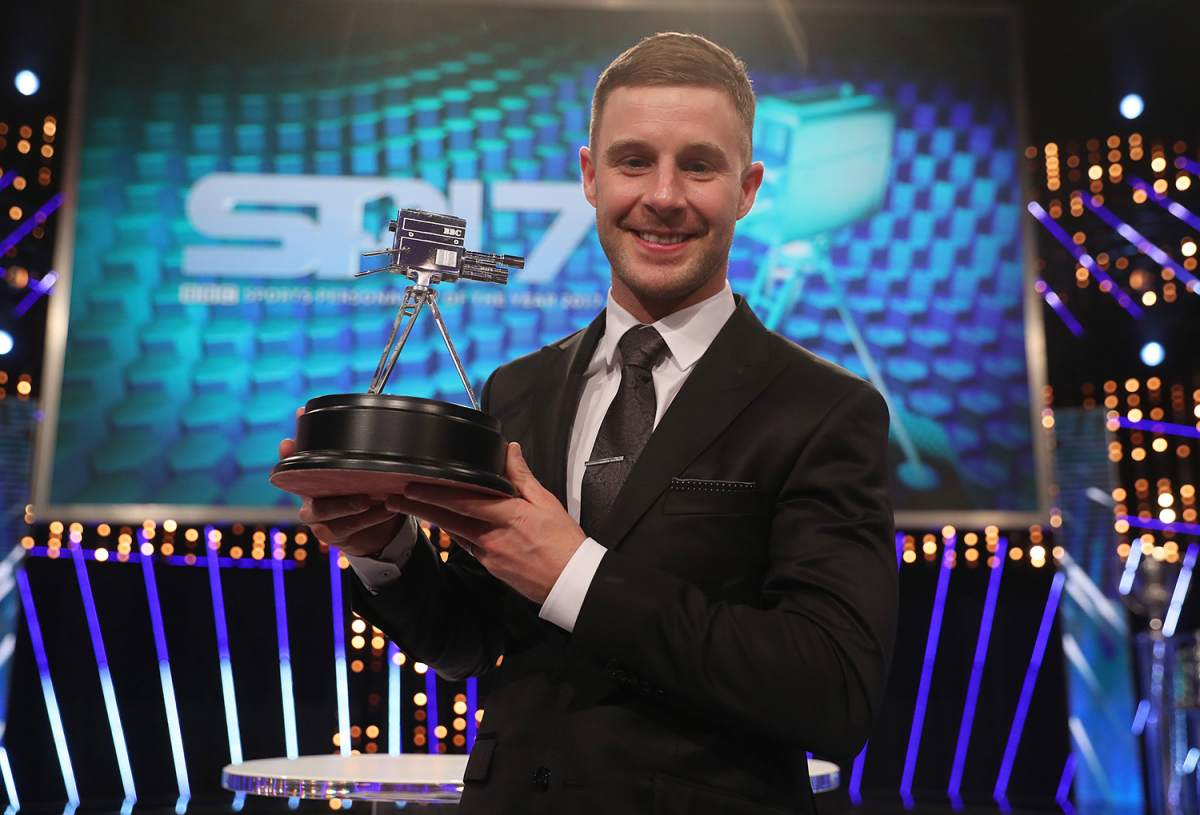 Jonathan Rea - BBC Sports Personality of the Year SPOTY