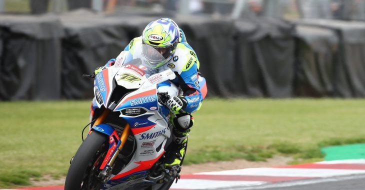 James Ellison - Smiths Racing BMW