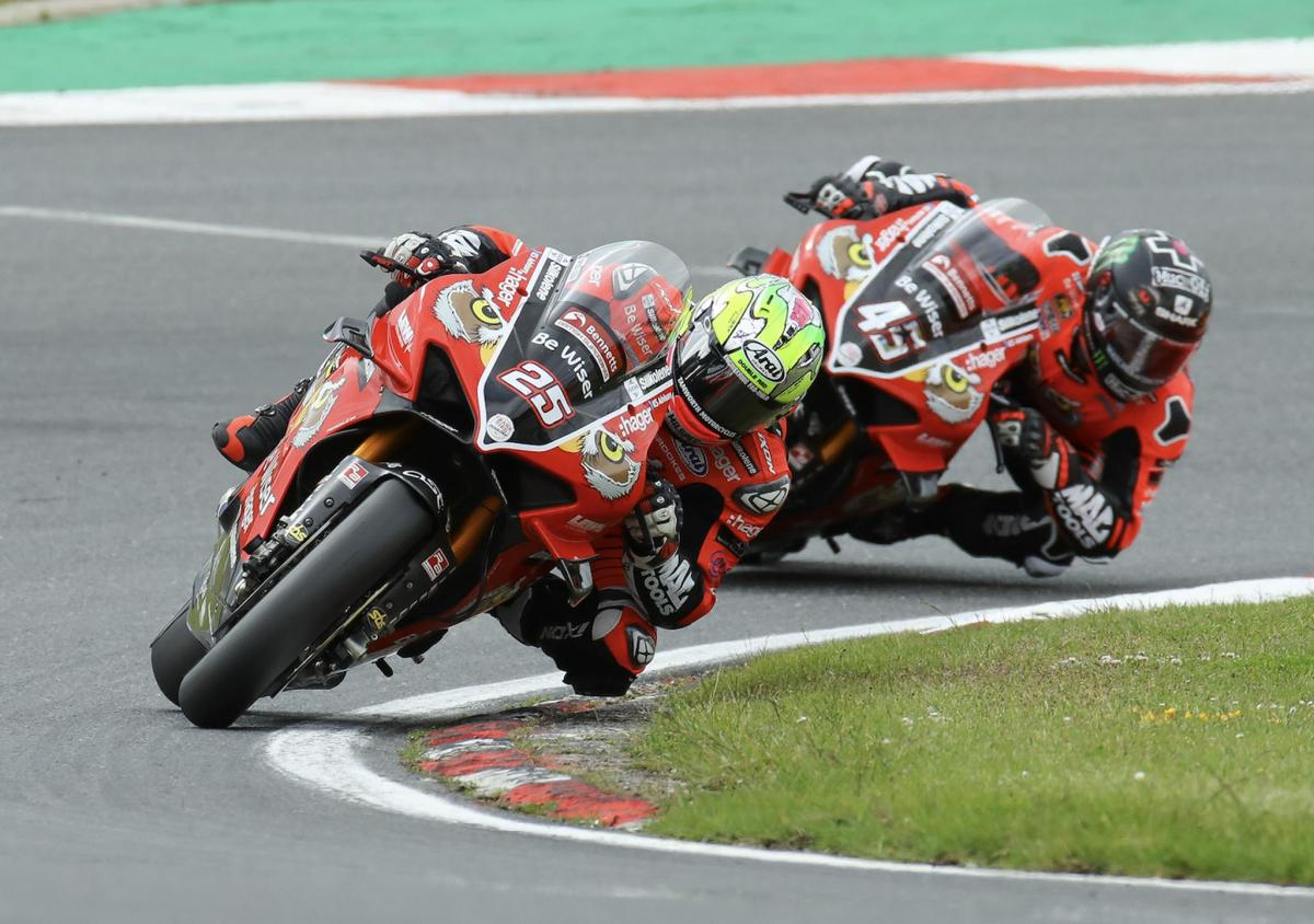 Brookes denies Bridewell as a furious Redding fails to finish