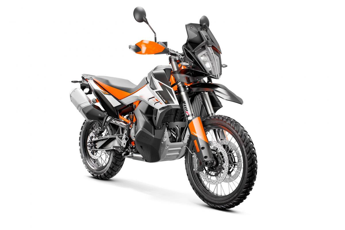 Ktm 790 Adventure And Adventure R Full Details Visordown
