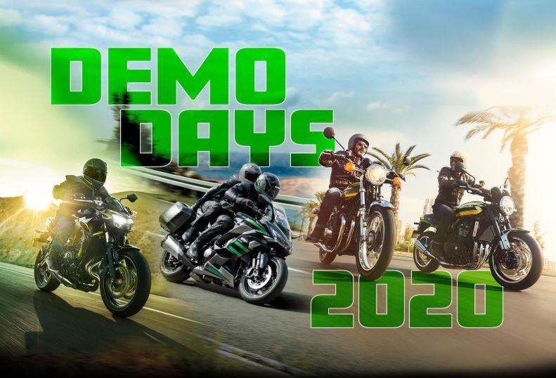 Kawasaki Dealer Demo Days 2020