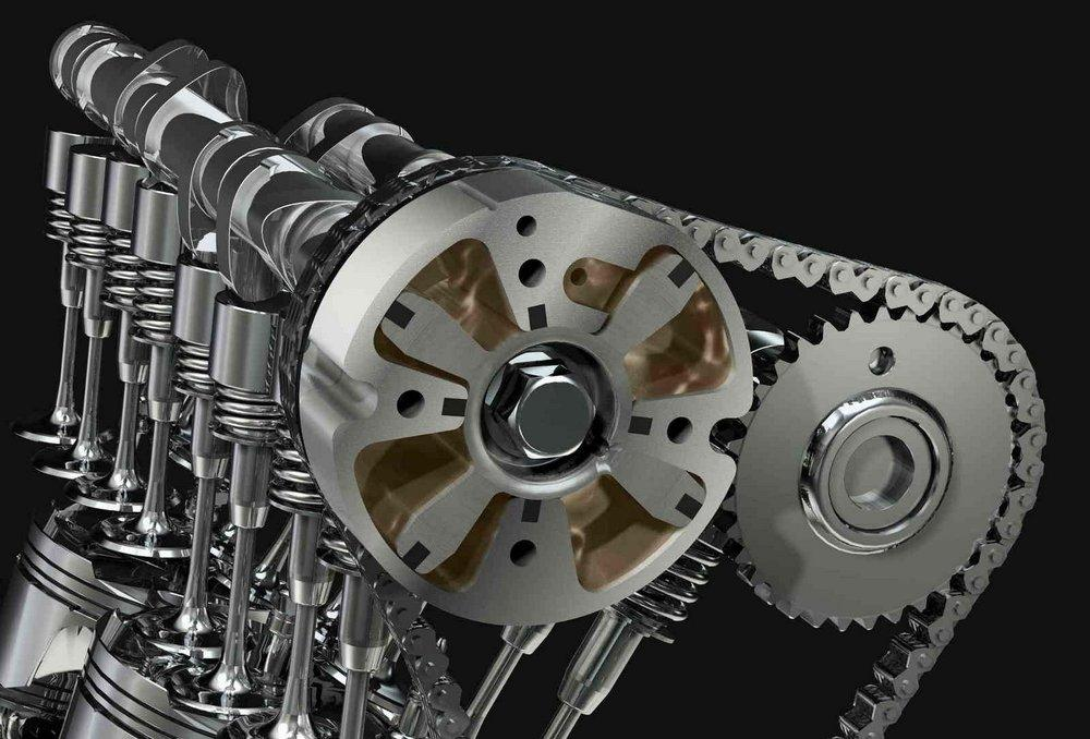 what is Variable Valve timing?