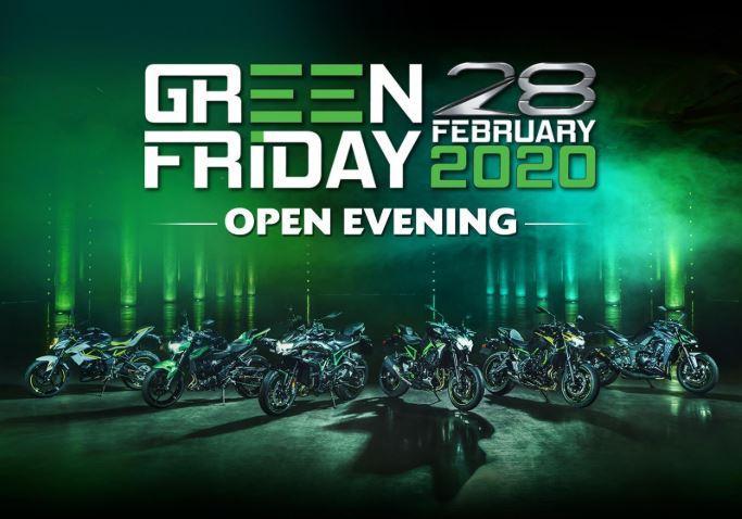Kawasaki Green Friday