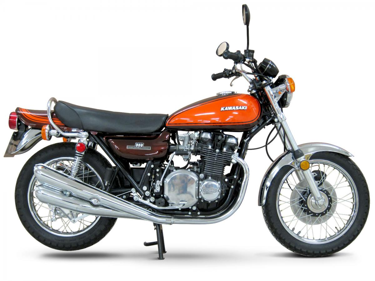 No more MOTs for 40-year-old bikes