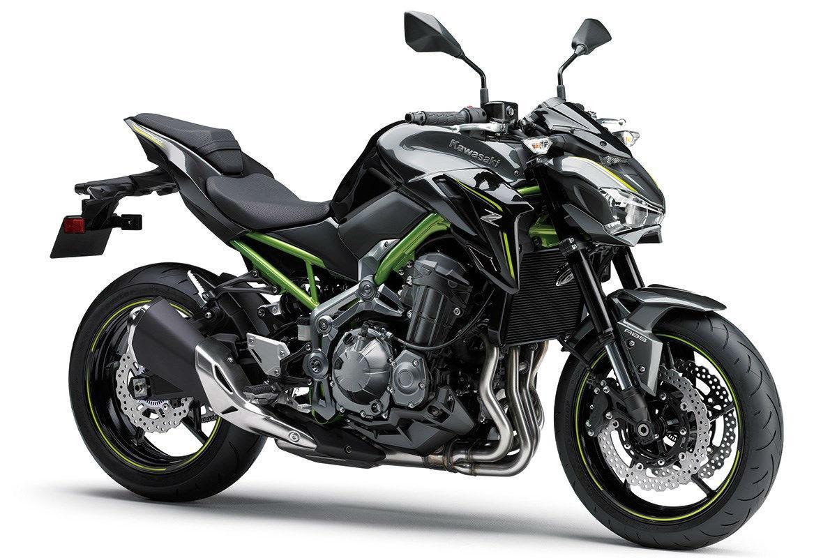 New Kawasaki Z650 and Z900