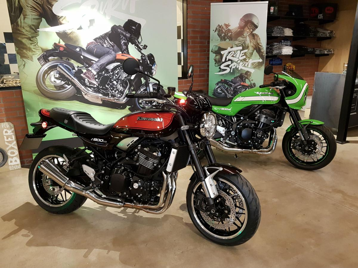Kawasaki Z900RS review – first impressions