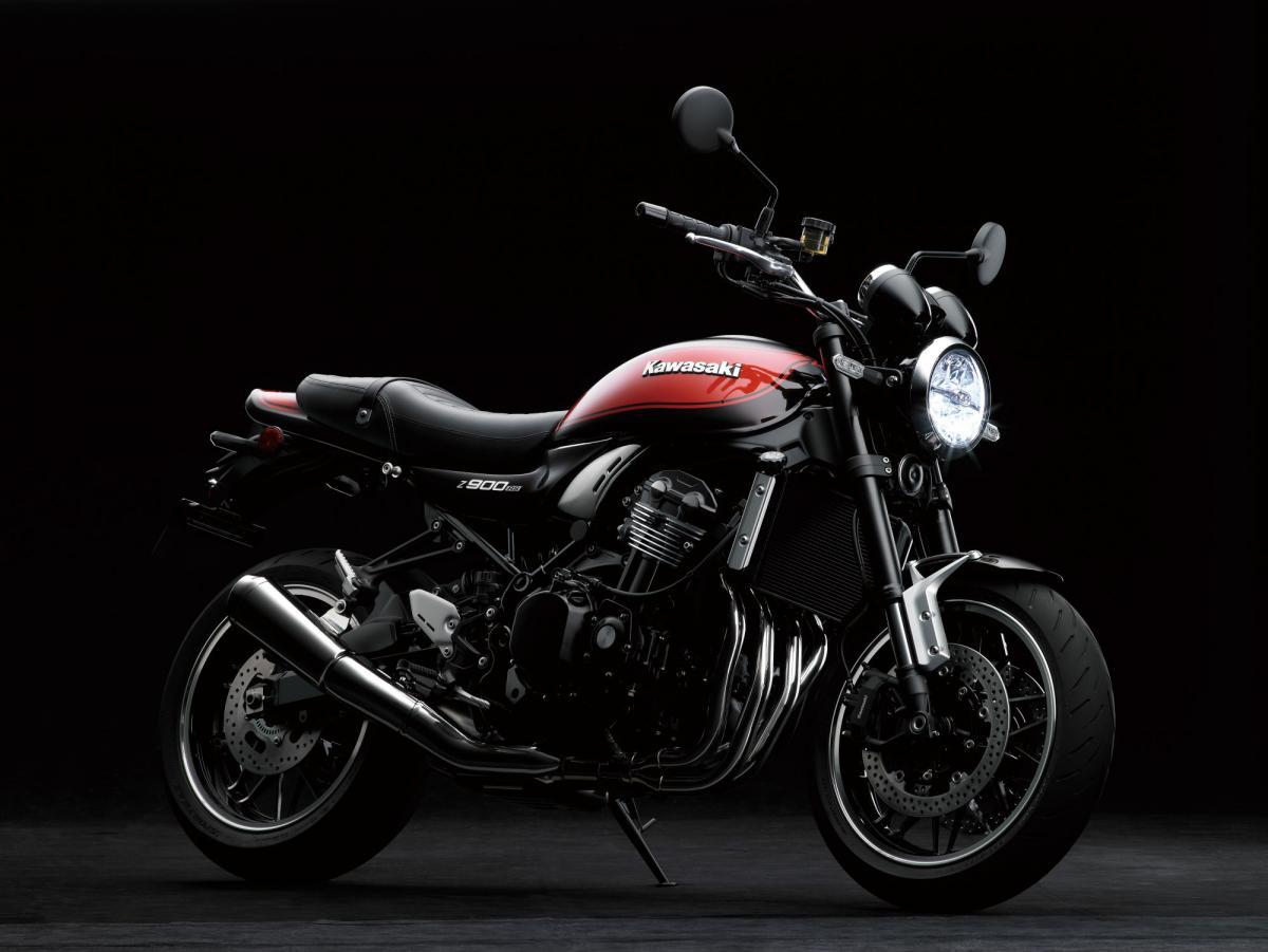 Kawasaki Z900RS revealed