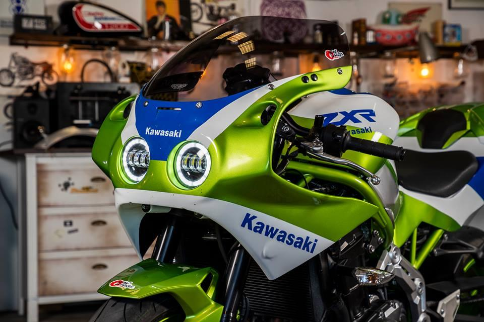 Kawasaki ZXR900