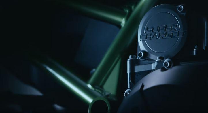 Kawasaki Zed Supercharged