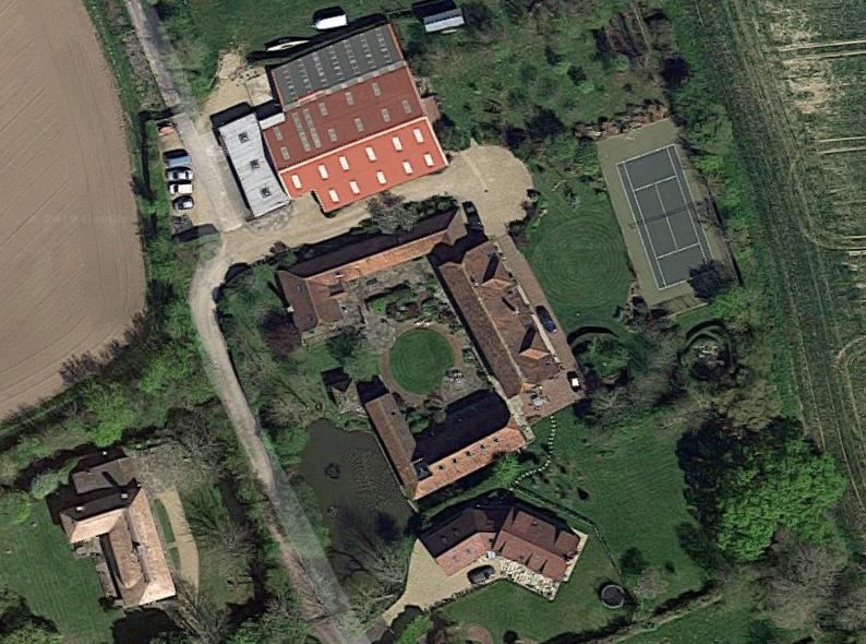 Keith Richards' Redlands Estate
