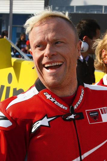 UPDATED: Keith Flint found dead at 49 years of age