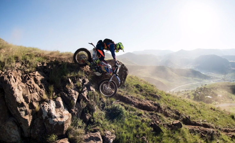 Meet the rider aiming to be Africa's first female Dakar finisher